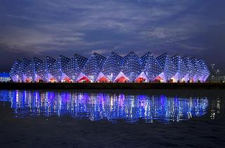 Eurovision Song Contest venue Baku, Azerbaijan