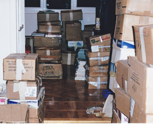 Repatriation Move: Boxes- What Does Change Look Like To You?