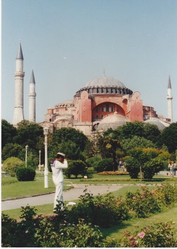 Hagiya Sofia Mosque- Culture Shock Comes In All Forms
