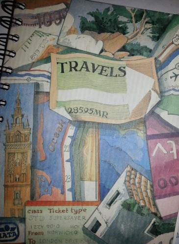 My Travel Journal: An Unfailing Memory