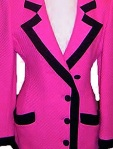 Cross-Cultural Faux Pas: Hot Pink Suit in a Dark Post-Soviet World