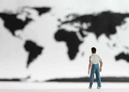 World Map: What Can We Do To Prepare for l;ife abroad?