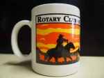 "Copperas Cove Texas Rotary Club ""Thank You"" Speakers Mug"