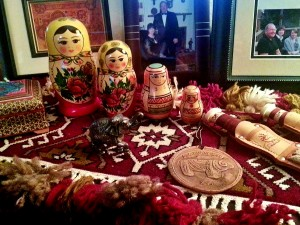 Ex-Pat Living: Repatriation Issues and a Photo of Souvenirs