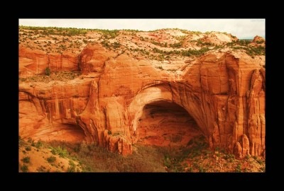 Pioneering Expats: Navajo Nation, Betatakin Arch- Beauty, In The Eye of The Beholder