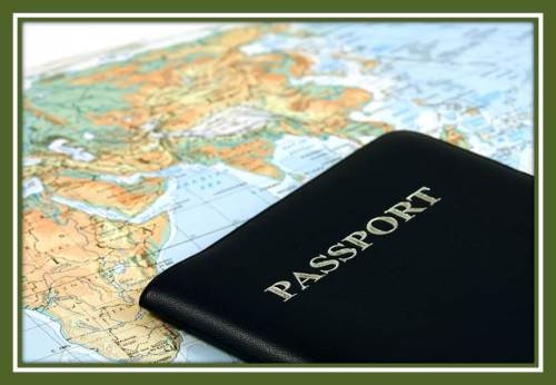 Passport, Inter-cultural Awareness