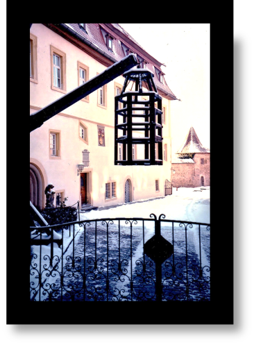 Expat activities in Germany: Medieval Crime and Punishment Museum, Rothenburg