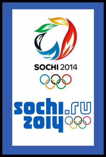 Sochi 2014 Logos- Playing Olympic Games?