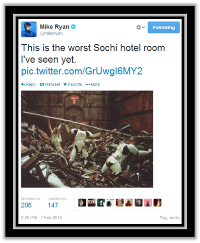 Sochi Hotel Problems: They Say Every Joke Has A Grain Of Truth... ?