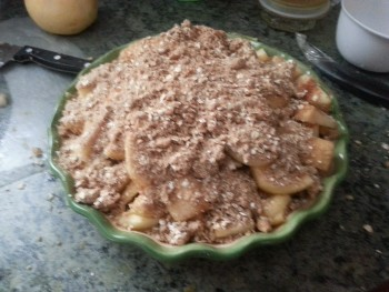Dutch Apple Crisp