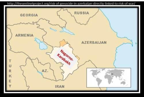 In Azerbaijan's Nagoro-Karabakh region, Russia plays both sides