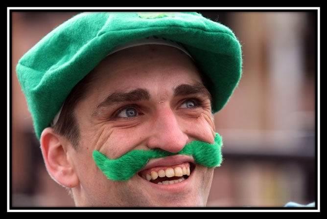 Happy to Be Irish