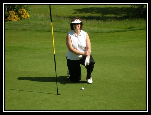 Golf closest to the pin- Is This My Future?
