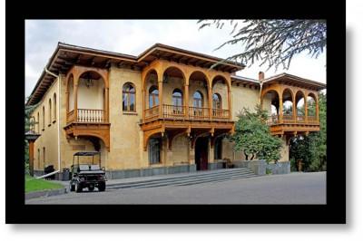 Photo Image: Krtsanisi Palace Presidential Residence -Tbilisi, Georgia