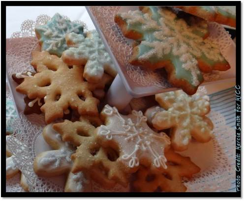 Cookies, delicacy, sweets for the holidays