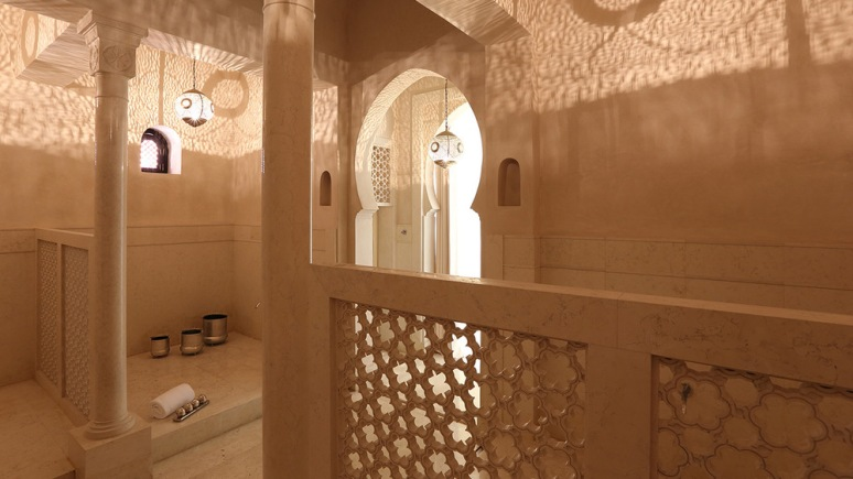Royal Mansour Hammam : Marrakech